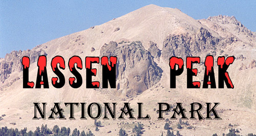 Lassen Volcano National Park