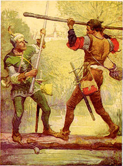 Robin_Hood_and_Little_John (76K)