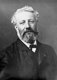 Portrait of Jules Verne