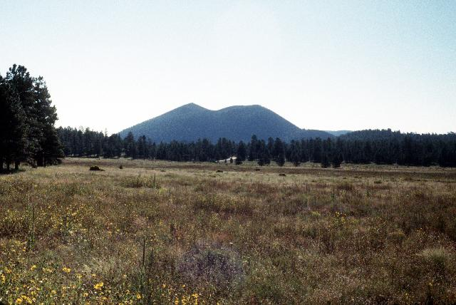 Sunset Crater - West Side