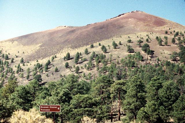 Sunset Crater - North Side